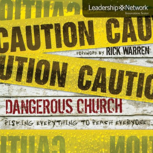 Dangerous Church audiobook cover art