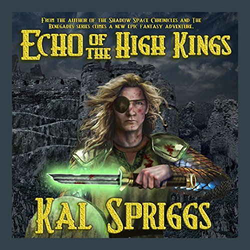Echo of the High Kings audiobook cover art