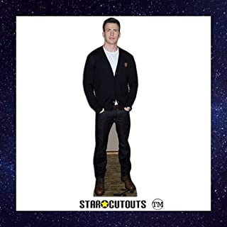 Partyrama Chris Evans cartón de 183cm