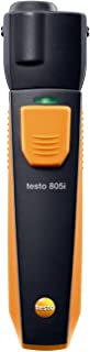 Testo 0560 1805 805I Infrared Thermometer Smart and Wireless Probe, 1