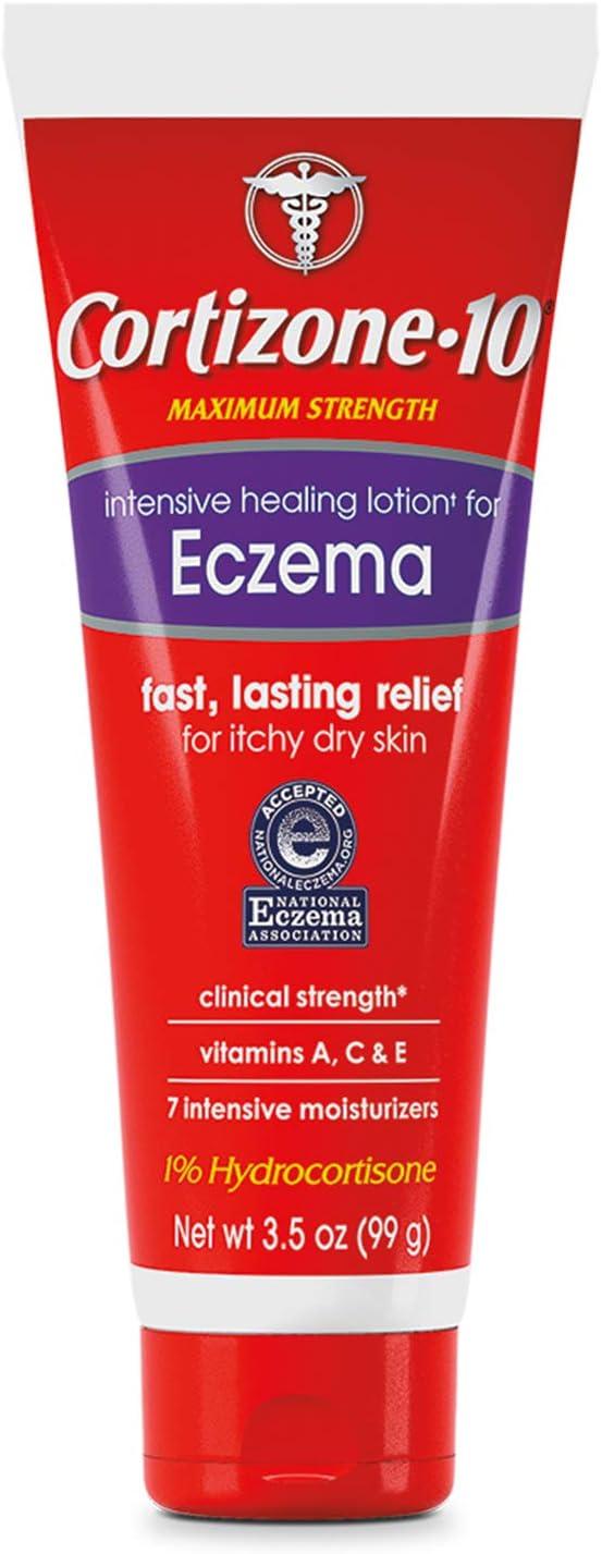 eczema treatment with hydrocortisone vörös száraz foltok a bőrön