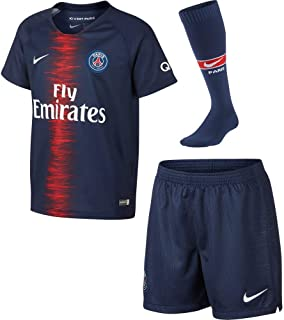 Nike 2018/19 Paris Saint-Germain Stadium Home Younger Kids' Football Kit