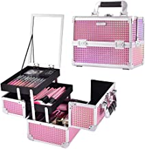 Best makeup box with light Reviews