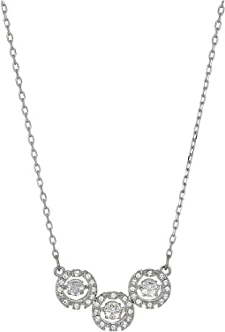 Sparkling Dance Trilogy Necklace