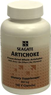 Seagate Products Artichoke 400 mg 100 Capsules