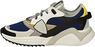 Philippe Model EZLU WP02 Sneakers Basse Uomo Bluette 44