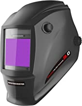 Monster&Master Large Viewing Screen Auto Darkening Welding Helmet, 4 Arc Sensor Wide..