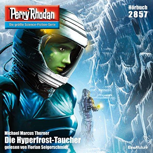 Die Hyperfrost-Taucher audiobook cover art