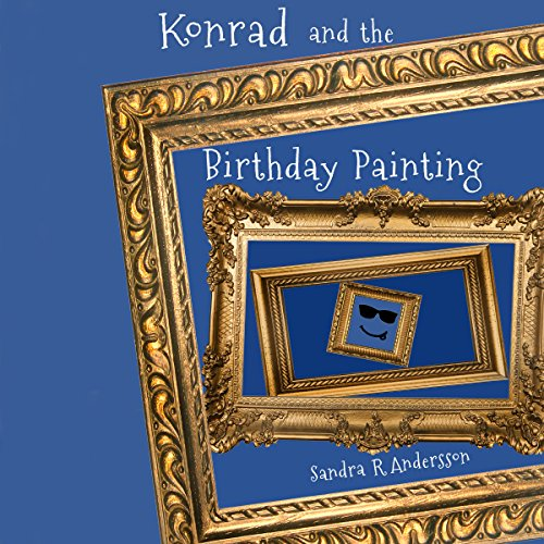Konrad and the Birthday Painting  By  cover art
