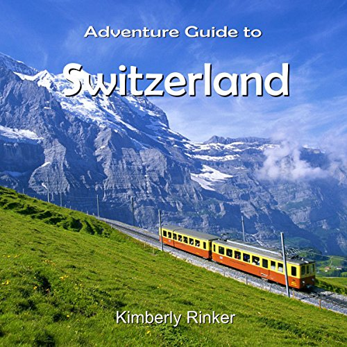 Adventure Guide to Switzerland audiobook cover art