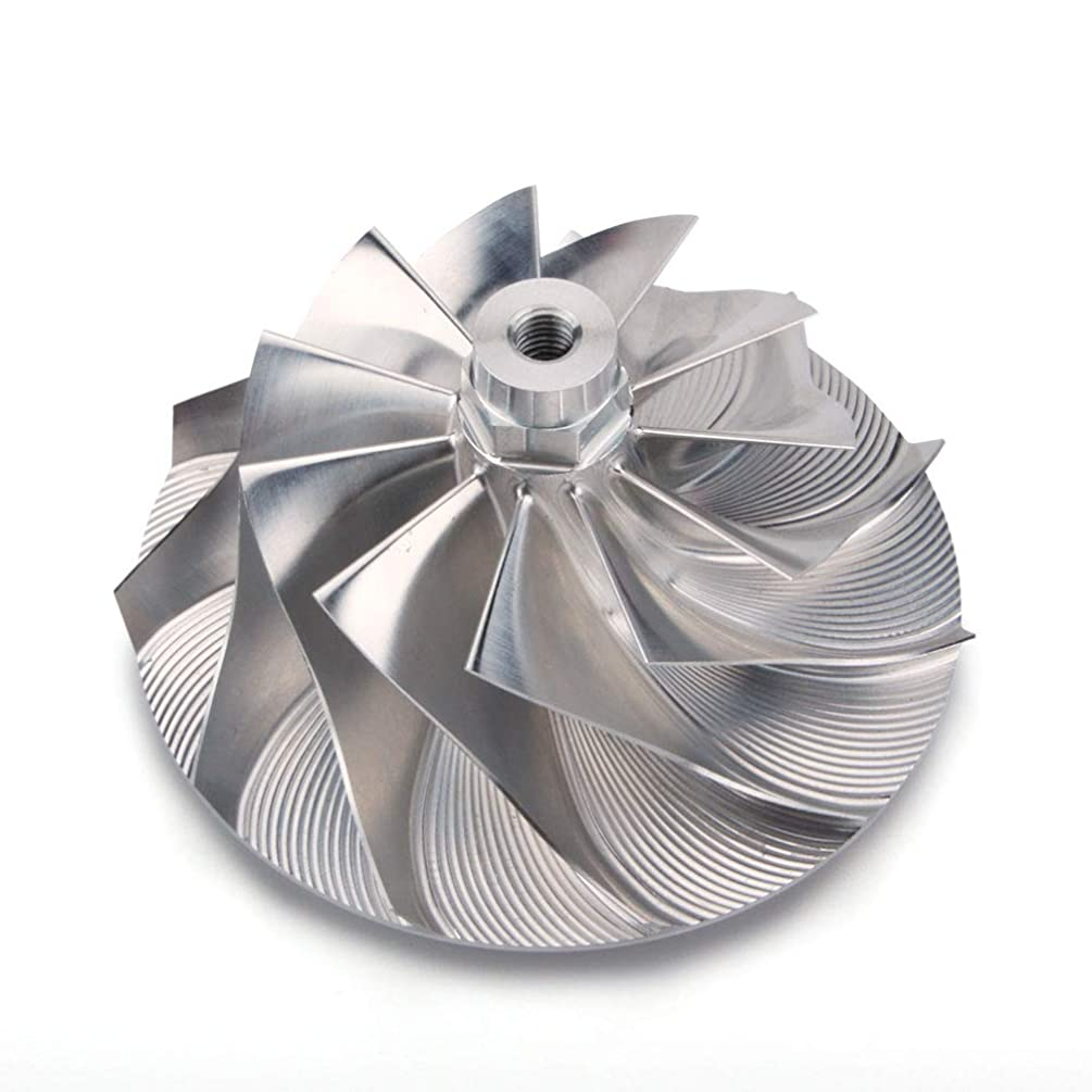 Billet Compressor Wheel for 2004.5-2005 CHEVY/GM Duramax 6.6 LLY Turbos
