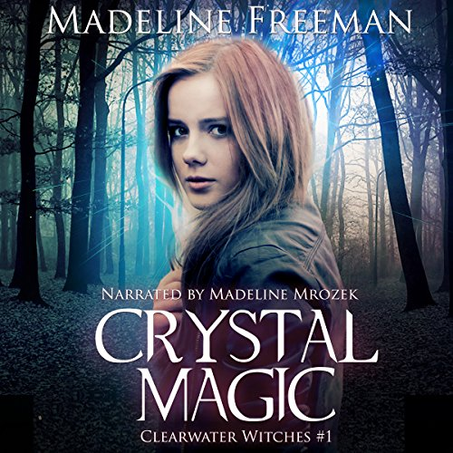 Crystal Magic cover art