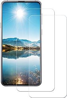 LPCJ. Kompatibel med Xiaomi Mi Mix 3 5G skärmskydd, härdat glas, [2-pack], 9H hårdhet, kristallklar, repbeständig, skärmfi...