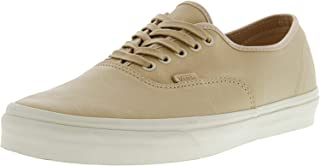 Vans Men's Authentic Dx Veggie Tan Leather Ankle-High Fashion Sneaker - 11.5M