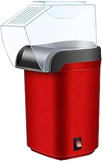 YDXYZ Popcorn Machine, Popcorn Maker, Hot Air Oil Wide-Caliber Household Electric Machine Mini Corn Popper, with Top Lid, ...