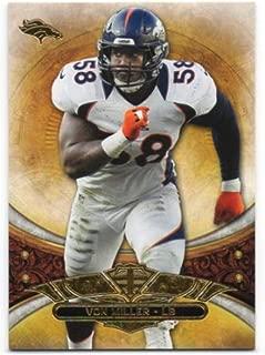 2013 Topps Triple Threads #5 Von Miller Broncos NFL Football Card NM-MT