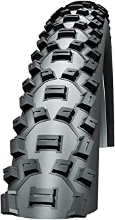 Schwalbe Nobby Nic HS 411 Performance Mountain Bicycle Tire - Wire Bead (Black-Skin - 26 x 2.10)