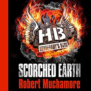 Henderson's Boys: Scorched Earth cover art
