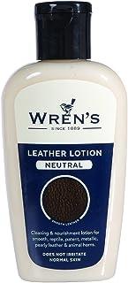 comprar comparacion Wren's Loción para el cuero - Cuidado de bolsos, restauración limpia y nutrir el cuidado del cuero, calidad y prestigio de...