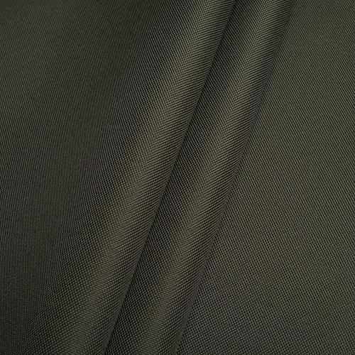 Erstklassiger Polyester Oxford 250D 1lfm - Wasserabweisend, Winddicht, Outdoor Stoff, Gartenmöbel Stoff (Dunkelgrün)
