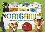 Recorta, dobla y pega origami
