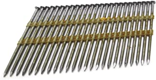 Fasco FP204820RE 4-Inch by .148-Inch Ring Shank Non-Galvanzied Jumbo Nails for Fasco and Bostich BigBerta Nailers, 1250-Piece