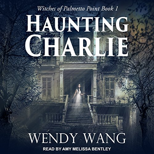 Haunting Charlie audiobook cover art