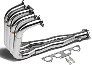For Acura Integra/Honda Civic Si/Del Sol High Performance 4-2-1 Tri-Y Exhaust Header - DC DA EG EK B16-B18 B20