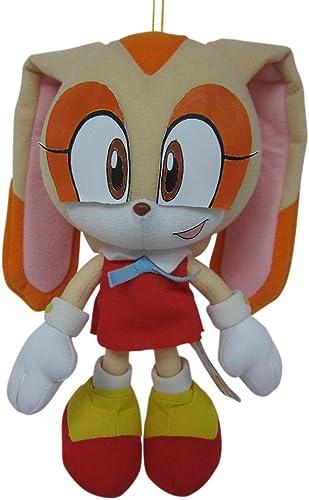 Great Eastern Sonic The Hedgehog Cream The Rabbit 7.5  Plush