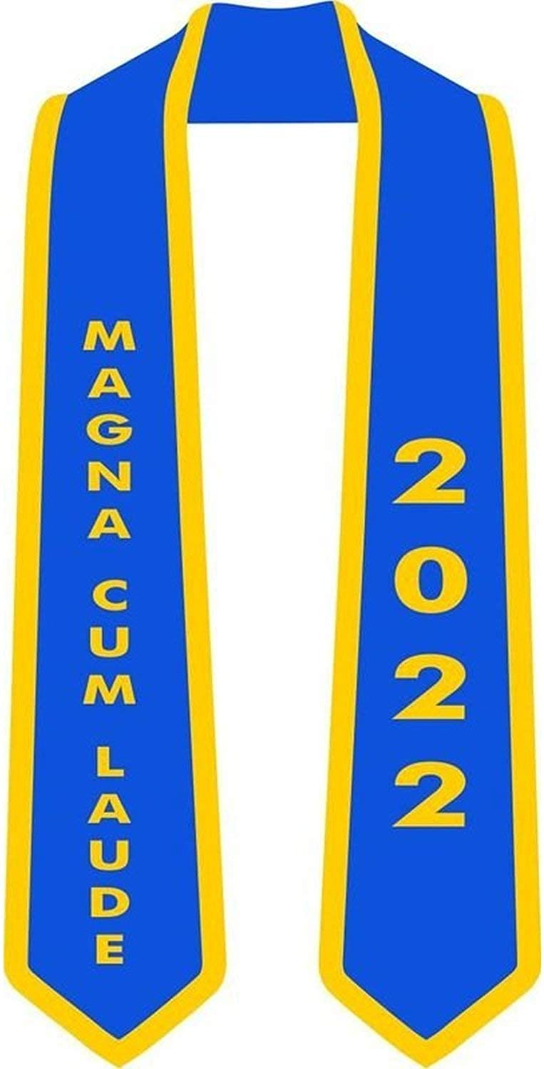 Custom Graduation Ranking TOP12 Stole At the price of surprise