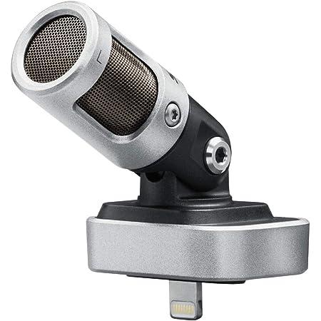 SHURE MV88/A - Micrófono digital estéreo de condensador, Negro