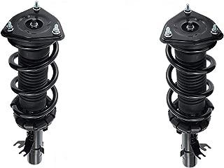 Front Complete Struts For 07-08 G35X 09-10 G37X 11-12 G25X 4 Door All Wheel Drive