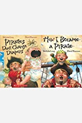How I Became a Pirate / Pirates Don't Change Diapers (2 Book Set) Paperback
