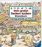Mein großes Sachen suchen - Wimmelbuch