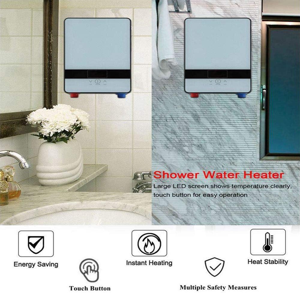 Durchlauferhitzer, 20V 20W LED Durchlauferhitzer ohne Tank für ...