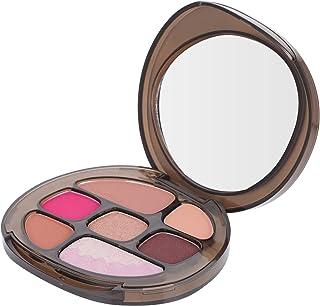 Beaupretty 1 x 8 kleuren oogschaduw plaat mat kleurrijke oogschaduw rouge highlight plaat
