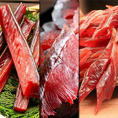 さっぽろ朝市 高水 北海道産 鮭とば 3種食べ比べセット スティック スライス ささぎり