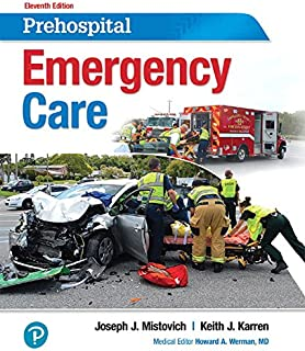 prehospital emergency care 10th edition access code