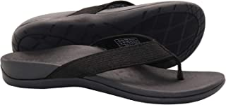 IRSOE Plantar Fasciitis Women Sandals Arch Support Orthotic Flip Flops Cushioned for Flat Feet/Heel Pain, Slippers Sandal for Beach/Casual/Indoor