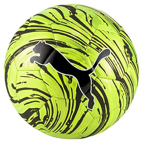 Puma Shock Soccer Ball Yellow Alert