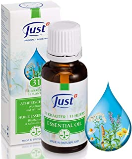swiss just 31 herbs essential oil