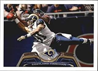 2013 Topps Mini #307 Cortland Finnegan St. Louis Rams NM-MT NFL