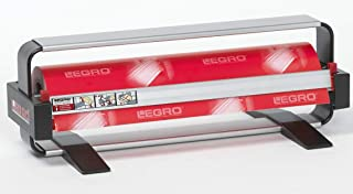 Dispensador de papel de regalo profesional para comercios, para 1 rollo de 70 cm ancho máx y 15,5 cm diámetro máx.
