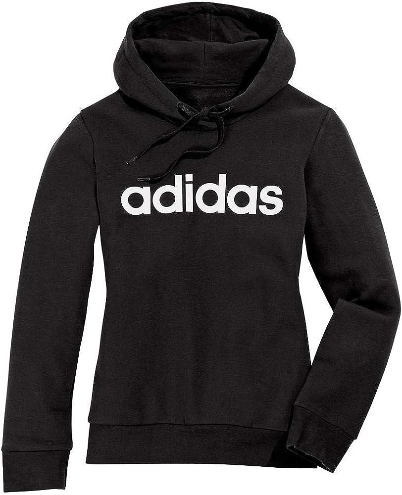adidas Womens Super-cheap Essentials Linear Fleece [Alternative dealer] Overhead