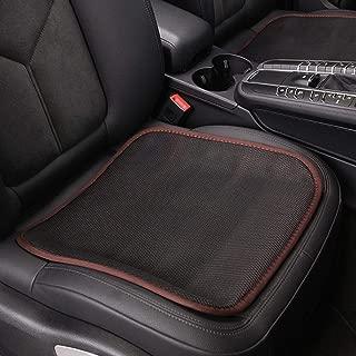 KEIBODETRD 12V beheiztes Auto Sitzkissen mit Zeitschalter Auto elektrische Heizkissen Winter Warmer Cover