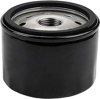 Hippotech Filtro de Aceite Compatible con John Deere AM125424 Tecumseh 36563 Motor cortacésped