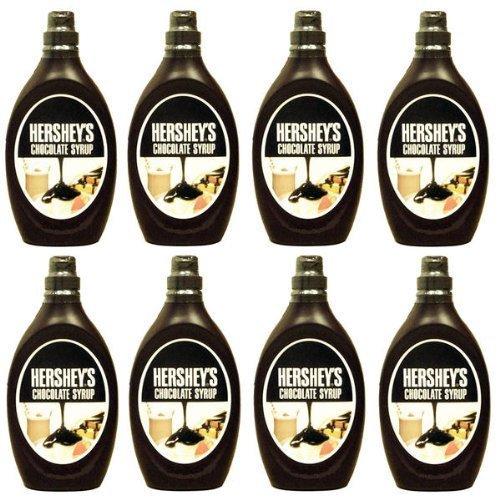 Hershey(ハーシー) ハーシーチョコレートソース 623g 8本セット