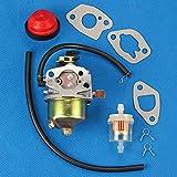 Replacement Parts, Carburetor for Craftsman 179Cc Mtd 208Cc Troy Bilt Storm 1024 2410 Snowblower
