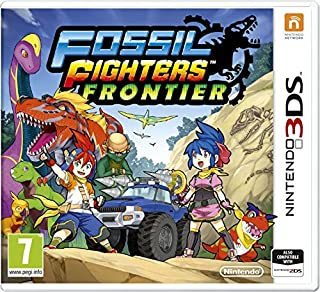 Fossil Fighters Frontier [import anglais] (B00W0VHP8M) | Amazon price tracker / tracking, Amazon price history charts, Amazon price watches, Amazon price drop alerts