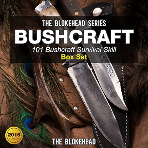 Bushcraft audiobook cover art